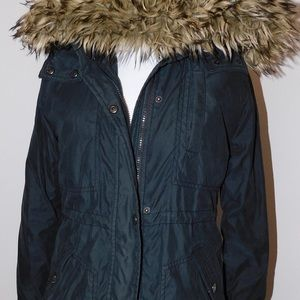 Abercrombie and Fitch Parka